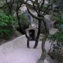 Vchod do jeskyně Turold u Mikulova