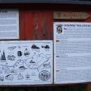 Aichelburk je ústředním motivem celé vycházkové trasy