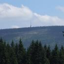 Vrchol Černé hory je na dohled
