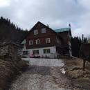 Chata Orlík, dnes už vypadá trochu jinak