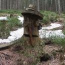 Trocha lidové tvořivosti v lese
