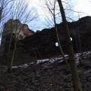 Konečně jsme dorazili ku hradu Frymburku