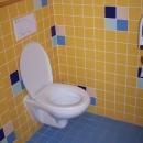 Čekárna ČD Lounge - záchody lepší jak doma :-)