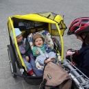 Děti jsou před prvním výletem nadšeny