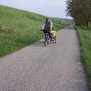 Cyklostezka podél Drahovského kanálu
