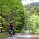 Cyklotrasy v Píseckých horách
