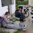 Oběd v Albrechticích nad Vltavou