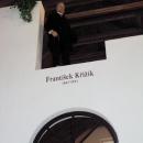 Na prohlídce staré elektrárny na nás dozírá pan Křižík.