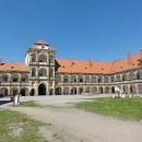 Zámek v Moravské Třebové