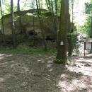 Radkovské hradisko viděl Luděk poněkud rozmazaně