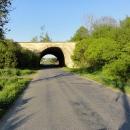 Naprosto zbytečný most u Jevíčka