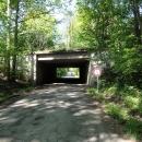 A další most odnikud nikam u Velkých Opatovic