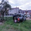Auto parkujeme v Topolanech