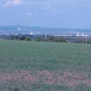 Výhledy na Olomouc a na Svatý kopeček