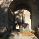 Miniatura zámku v Tovačově
