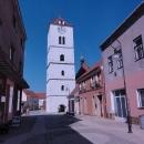 Bílá věž ve Strážnici