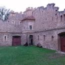 Janův hrad, uměle vybudovaná zřícenina LVA