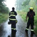 Někdo volal o pomoc a hasiči a policajti neví, kam mají jet
