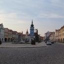 Město Žatec, do kterého jsme zavítali vpodvečer, za návštěvu určitě stojí.