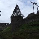 Na hradě Něvické