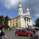 Kostel v Užhorodu