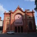 Židovská synagoga v Užhorodu