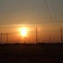 Večerní slunce