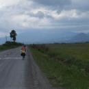 Cestou pod pohraničními kopci s Rumunskem