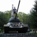 Vzpomínáme na slavnou Rudou armádu