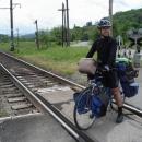 Poprvé stojím na bájné ruské širokorozchodné železnici