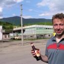Ukrajinské pivo nemůžeme neochutnat
