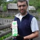 V Siněvirské Poljaně ještě kupujeme kefír