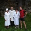Lékařský sbor léčebny tuberkulózy v Dovhe