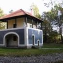 Lovecký zámeček Lusthaus uprostřed podyjských lesů