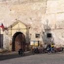 Bývalý zámek v Uherčicích