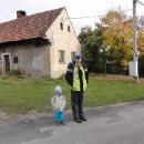 První den vyrážíme do lesů kolem Javořice