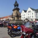 V Poděbradech je sraz motorkářů