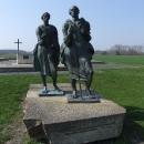 Památník vyvražděných Slavníkovců v Libici nad Cidlinou