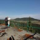 Vyhlídka z pevnosti Fort Karola
