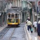 Lisabonské tramvaje jsou prostě kouzelné