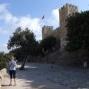 Na hradbách pevnosti