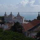 Kostel sv.Vincenta nad Lisabonským zálivem