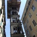 Elevador Santa Justa – výtah v Lisabonu