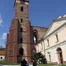Sázavský klášter s průčelím zámku