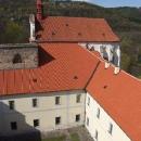 Kostel ze zámecké věže