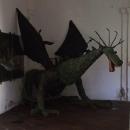 Na zámku je drak