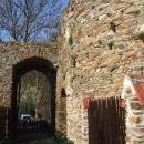 Na hradě Talmberku
