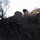 Skoro celý hrad je soukromý pozemek