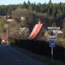 Dnes na hradě stojí dva domy