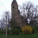 Kostel v Lošanech